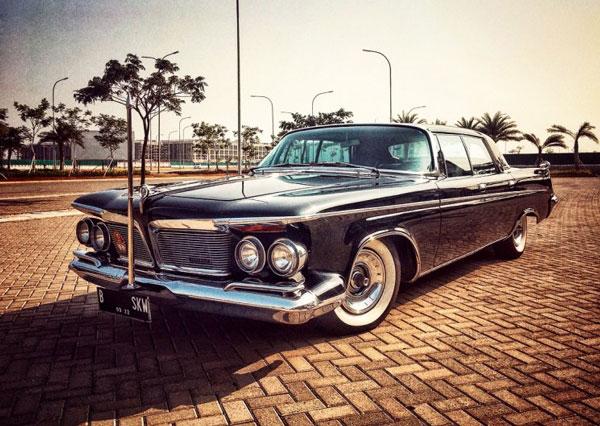 Mobil Presiden Soekarno, Chrysler Imperial