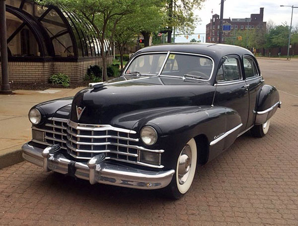 Mobil Soekarno, Cadillac 48 (Cadillac Sixty Special)