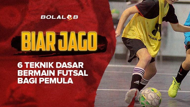 Mau Jago Futsal? Ini 5 Taktik yang Wajib Anda Kuasai